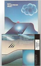 ALAN PARSONS PROJECT the best of CD ALBUM usa sans code barre