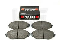 PBS ProRace Front Brake Pads for BMW M135i F20 F21 8685PR Models 2011+