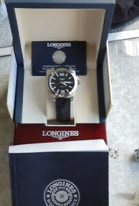 Longines conquest  watch.