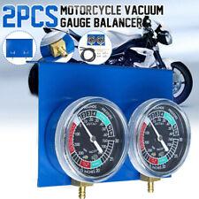 Carburatore Bilanciamento Controllo Vacuometro Bilanciere Strumentazione Moto