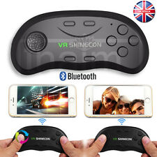 Mini Wireless Bluetooth Game Pad Remote Controller for IOS Android Tablet VR UK
