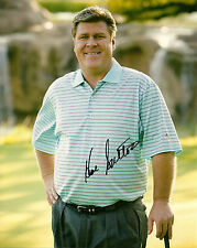 Hal Sutton Hand Signed 8x10 Photo Autograph PGA Golf