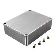 Aluminum Electronics Enclosure Project Box Case Metal Electrical DIY 120X95X35MM