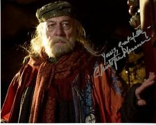 CHRISTOPHER PLUMMER Signed Autographed THE IMAGINARIUM OF DOCTOR PARNASSUS Photo