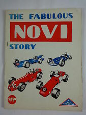 The Fabulous NOVI Story by C. Lee Norquest Softbound