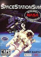 SPACE STATION SIM Nasa Simulation PC Game (2005)