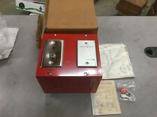 NEW IN BOX EDWARDS FIRE ALARM DUCT DETECTOR HOUSING 6265B-002