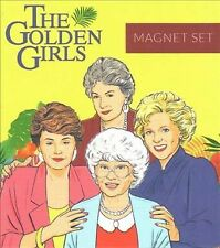 Golden Girls : Magnet Set, Accessory by Running Press (COR), Brand New, Free ...