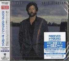 ERIC CLAPTON-AUGUST-JAPAN CD C94