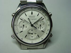 Herren Armband Uhr SEIKO Chronograph