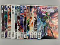 Martian Manhunter #1-12 (2015) DC Comics