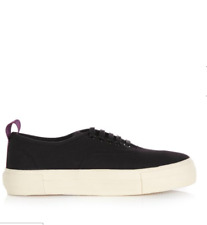 04373cdd6a4 EYTYS Mother canvas sneakers- Black- size 6