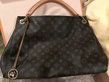 Barely Used Large Louis Vuitton Bag