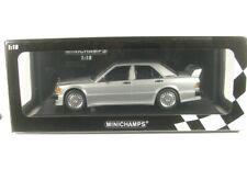 Mercedes-benz 190e 2.5-16 evo 1 (Silver) 1989 - 1:18 Minichamps