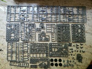 Dwarf Thunderers Irondrakes Ironbreakers BITS aos warhammer Age of Sigmar sprues