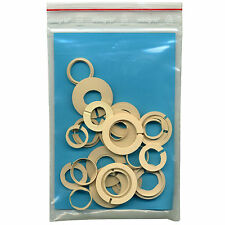 Plastic Watch Movement Case Rings (25 Pieces) Watchmakers Watches - MX175