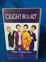 Caught in the Act - Video Collection - original VHS