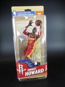 Dwight Howard, Houston Rockets, Mcfarlane NBA, Series 25 Collector Figure