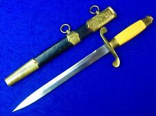 Soviet Russian Russia USSR Early Post WW2 1947 Navy Dagger Fighting Knife