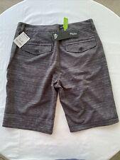 New listing Quicksilver Amphibian Men's Hybrid Shorts Swim Trunks Gray Size 29