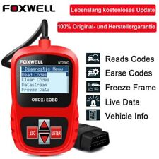 FOXWELL NT200C Automotive Scanner OBD2 Fault Code Reader Engine Light Check Tool