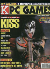K PC GAMES2001 kiss psycho circus,vampire the masquerade,redemption,dogs of war