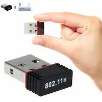 Mini Wireless 150Mbps USB Adapter WiFi 802.11n/g 150M Network Lan Card New YG