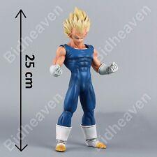 25cm DBZ Dragon Ball Z Super Saiyan Vegeta Action Figure Toy Model