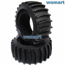 4 Stück 1/8 RC Paddles Tires Reifen w/ Foam for 1/8 Off-road Buggy Car upgrade