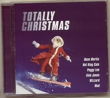 TOTALLY CHRISTMAS – CD (2002) DEAN MARTIN, PEGGY LEE, JETHRO TULL, VERA LYNN ETC