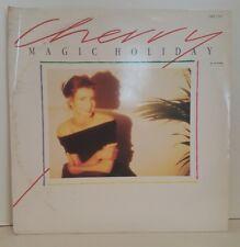 "Cherry - Magic Holiday 12"" 45 RPM Vinyl Record LIMET 107"