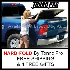 2015-18 FORD F150 SHORT 5.5 FT TRI HARD-FOLD Tonneau Bed Cover Tonno Pro HF-364