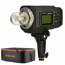 Godox AD600BM 2.4G HSS 1/8000s Studio Camera Flash Strobe Head Bowens Mount