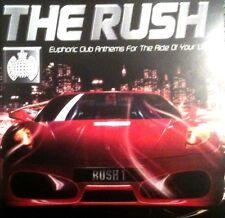 THE RUSH - 2 X MIXED CDS IBIZA TRANCE FUNKY HOUSE MINISTRY OF SOUND CDJ DJ