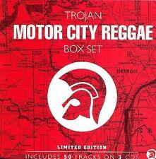 Trojan Motor City Reggae by Trojan Motor City Reggae Box Set
