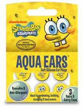 Children's Earplugs SpongeBob Aqua Ear Plugs