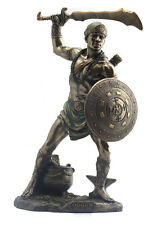 Oggun - God Of War, Iron And Hunting Statue Sculpture Figurine