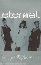 ETERNAL - Angel Of Mine (UK 4 Track Cassette Single)