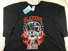 2XL XXL Buffy the Vampire Slayer Slayers Club T Shirt Nerd Block Exclusive New