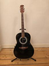 Akustikgitarre Ovation Celebrity Mod. CC 67 schwarz
