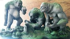 Sideshow Weta / Lord Of The Rings / The Stone Trolls Environment / #088~750