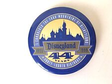 I Conquered The Four Mountains of Disneyland Pin 44th Birthday Disney Pin 1999