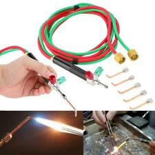 Jewelry Jewelers Micro Mini Gas Little Torch Welding Soldering kit with 5 Tips