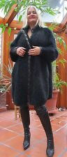 Pitters - Mohair Wolle Designer Mantel aus Mohair  für die Lady - 38/40 Vintage