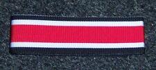 "GERMAN - WW 2, Iron Cross 2nd Class Ribbon x 6"".  Inc. UK p&p"