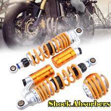 "360mm 14"" Motorcycle Rear Shock Absorbers Suspension For Honda Yamaha Suzuki"