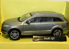 1:43 Cararama Diecast Car - Audi Q7 W/ Retail Box - Opened for photo