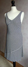 Striped Summer Dress from Mango Size M