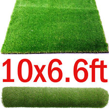 10x6.6 ft Artificial Grass Mat Synthetic Landscape Fake Lawn Pet Dog Turf Garden