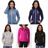 Womens The North Face Jacket Castle Crag Lightweight Zip Hoodie Coat XS S M L X